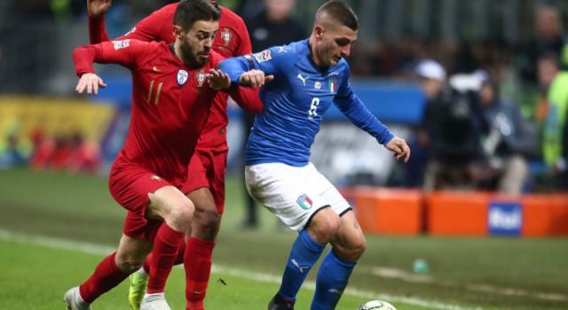 Calcio, Marco Verratti sulla via del recupero: possibile impiego contro la Svizzera negli Europei 2021