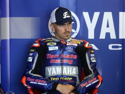 Superbike, risultato FP3 GP Francia 2020: Loris Baz guida la classifica, Rinaldi quarto nella classifica combinata
