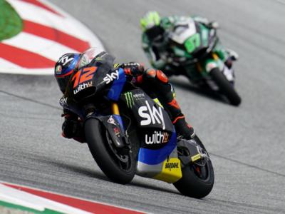 VIDEO Moto2, GP Europa 2020: gli highlights della gara. Il trionfo di Bezzecchi e Bastianini torna in testa al Mondiale