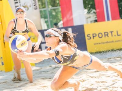 Beach volley, World Tour 2020 Baden. Due coppe azzurre ai quarti! Scampoli/Bianchin none