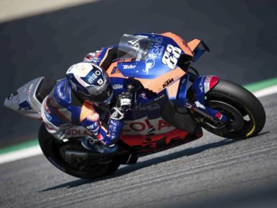 MotoGP, GP Portogallo 2020: risultati e classifica FP1. Miguel Oliveira davanti a tutti, Dovizioso 12°, Morbidelli 13° e Valentino Rossi 19°