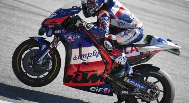 MotoGP, GP Portogallo 2020: Miguel Oliveira centra la prima pole a Portimao, 2° un ottimo Morbidelli. Out in Q1 Valentino Rossi