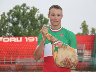Ciclismo, Campionati Italiani 2020: Jonathan Milanconquista il titolo nella crono degli U23, battuti Piccolo e Tiberi