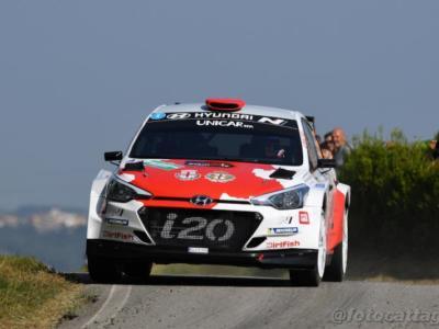 Rally Monza 2020: Dani Sordo in vetta al termine della seconda giornata, 3° Ogier. Si ritira Neuville!