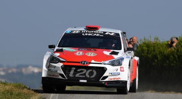 Rally Italia Sardegna 2020: Dani Sordo comanda dopo la prima giornata davanti a Suninen e Neuville. 5° Evans, problemi per Tanak