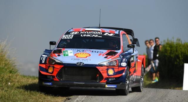Rally Italia Sardegna 2020: Ott Tanak fa suo lo shakedown, da domani tutti a caccia di Elfyn Evans