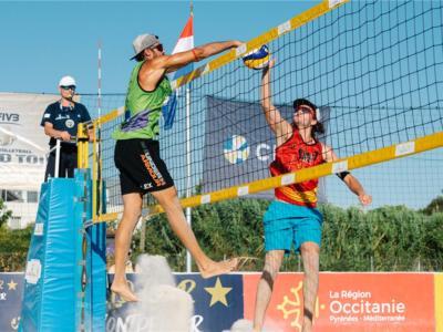 Beach volley, World Tour 2020 Montpellier. Ranghieri/Sablone subito ok: domani con Platre/Loiseau per volare ai quarti!