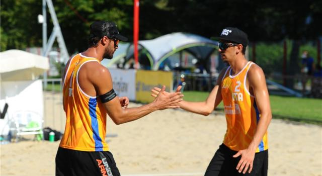 Beach volley, World Tour 2020. Austria e Svizzera festeggiano a Baden, Ranghieri/Sablone in campo a Montpellier