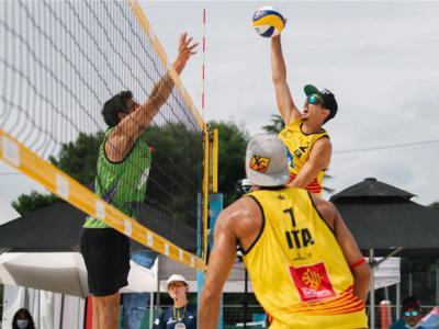 Beach volley, World Tour 2020 Montpellier. Ranghieri/Sablone ai quarti: sconfitti al tie break i portoghesi