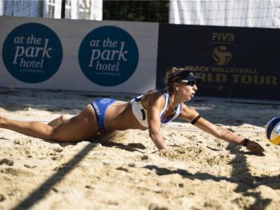 Beach volley, Campionato Italiano Caorle 2020. Crollo Menegatti/Orsi Toth: quarte, finale attesa tra gli uomini