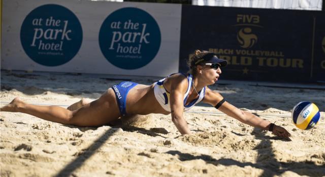 Beach volley, World Tour 2020 Vilnius. Scampoli/Bianchin e Marchetto/Di Silvestre puntano in alto in Lituania