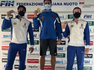 Tuffi, Assoluti estivi Bolzano 2020: trampolino 1m uomini, Giovanni Tocci trionfa in rimonta. Lorenzo Marsaglia, errore pesante