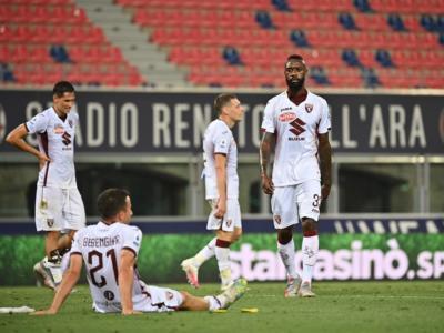 Calcio, due giocatori del Torino positivi asintomatici al Covid-19