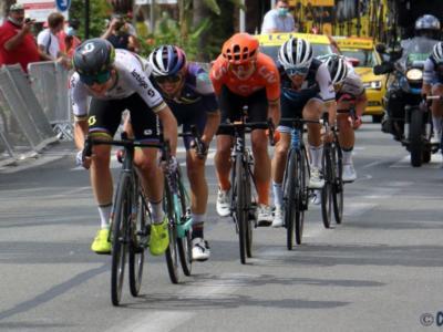 Ciclismo, La Course by le Tour femminile 2020: Deignan sorprende Vos allo sprint, tre azzurre in top-10