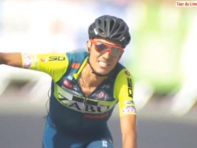 Tour du Limousin 2020: è festa italiana! Alessandro Fedeli vince l'ultima tappa, Luca Wackermann fa sua la classifica generale!