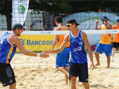 Beach volley, World Tour 2020 Lubijana. Cinque coppie azzurre ancora in corsa! Sabato ottavi e quarti
