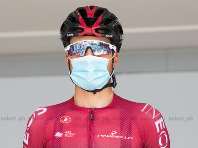 Ciclismo, Leonardo Basso positivo al Covid-19 ma asintomatico: il Team Ineos ritira tutti i corridori presenti ai Campionati Italiani 2020