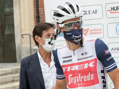 Ciclismo: Vincenzo Nibali cambia programma e parteciperà al Gran Piemonte