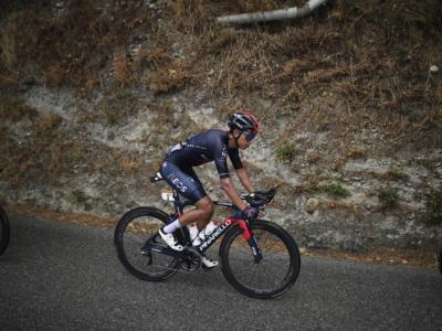 """Tour de France 2020, Egan Bernal: """"Devo ringraziare i compagni di squadra, non era facile correre"""""""