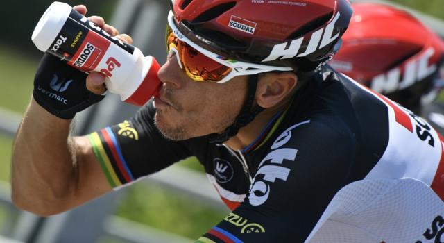 Ciclismo, Philippe Gilbert rinuncia alla Parigi-Roubaix e al Giro delle Fiandre