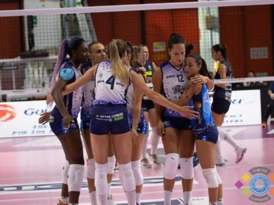 Volley femminile, Supercoppa Italiana 2020: Firenze espugna Casalmaggiore e va al secondo turno
