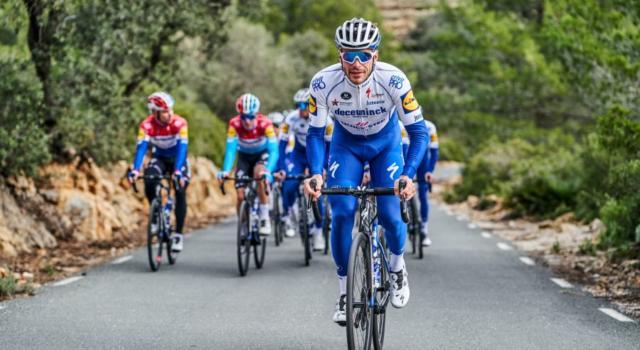 """Giro di Vallonia 2020, Florian Sénéchal attacca l'organizzazione: """"Oggi cartellino rosso per loro, strade troppo pericolose"""""""