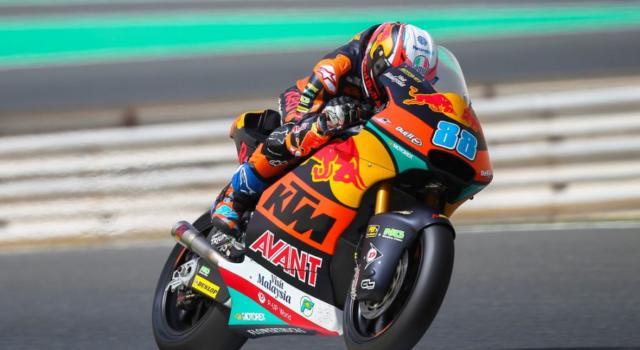 Moto2, GP San Marino 2020: Jorge Martin positivo al Covid-19, costretto a saltare i due weekend a Misano