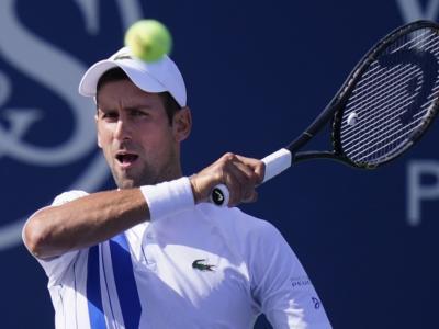 Tennis, Masters 1000 Cincinnati 2020: Novak Djokovic trionfa in finale su Milos Raonic