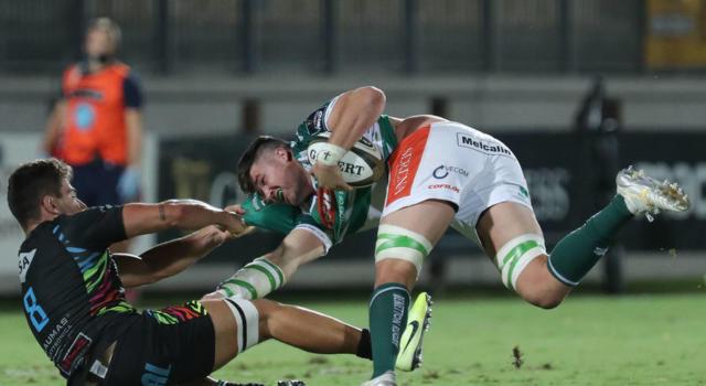 Rugby, Pro 14: Ioane mette il turbo a Treviso che batte le Zebre a Parma
