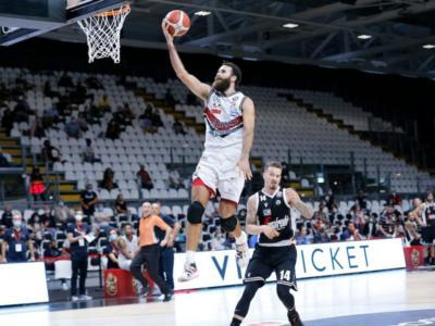 Basket, Supercoppa Italiana 2020: Datome e Rodriguez letali, l'Olimpia Milano intasca il primo trofeo di stagione