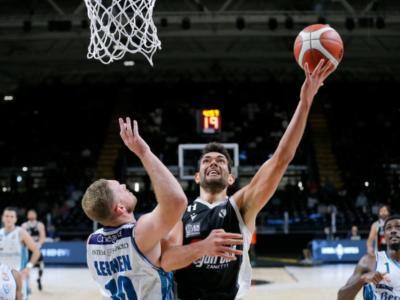 Lietkabelis-Virtus Bologna oggi, EuroCup basket: orario, tv, streaming, programma