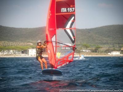 Vela, Marta Maggetti scelta per le Olimpiadi nel windsurf RS:X
