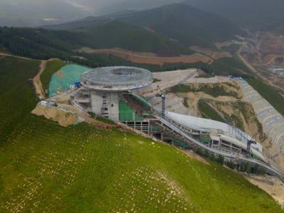 Pechino 2022: completate le sedi delle gare di biathlon e sci di fondo a Zhangjiakou