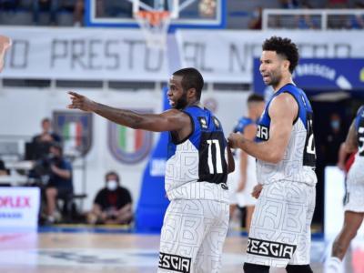 Basket, Eurocup 2020-2021: Brescia si spegne nel quarto periodo e cade sul campo del Buducnost