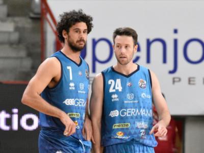Basket, EuroCup 2020-2021: la Germani Brescia debutta in trasferta sul campo del Buducnost
