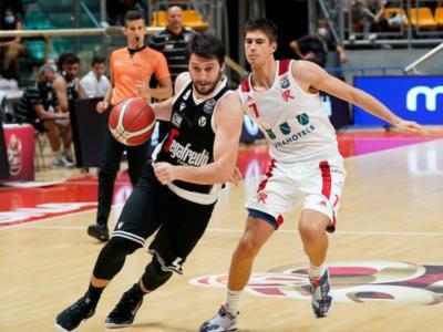 LIVE Reggio Emilia-Virtus Bologna 72-74, Supercoppa Italiana basket in DIRETTA: Segafredo alle Final Four dopo un finale da brivido!