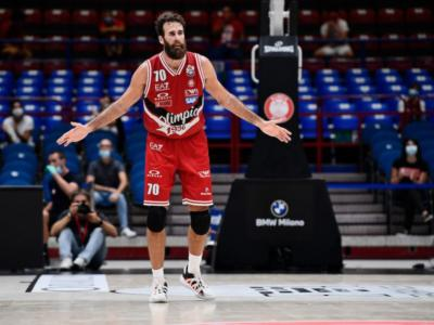 Olimpia Milano-Virtus Roma oggi, Serie A basket: orario, tv, programma, streaming