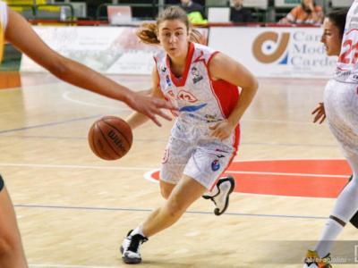 Basket femminile, Lucca supera Vigarano nel recupero dell'11ª giornata di Serie A1