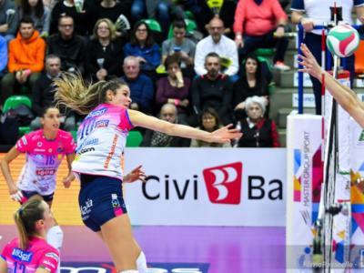 LIVE Busto Arsizio-Novara 3-1, Supercoppa Italiana volley DIRETTA: le Farfalle volano in Finale
