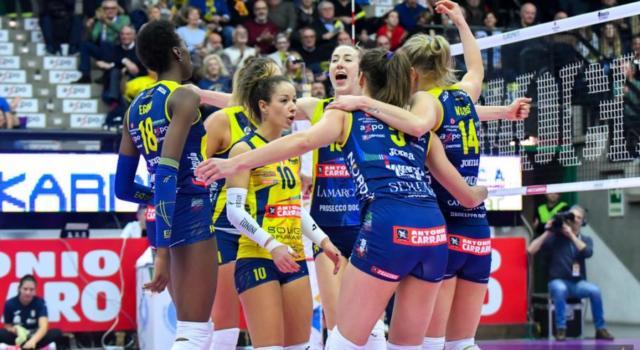 Volley femminile, calendario prima giornata 2020-2021: orari, programma, tv, streaming