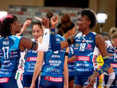 Volley femminile, A1 2020-2021: Conegliano favorita n.1, chi può impensierirla?