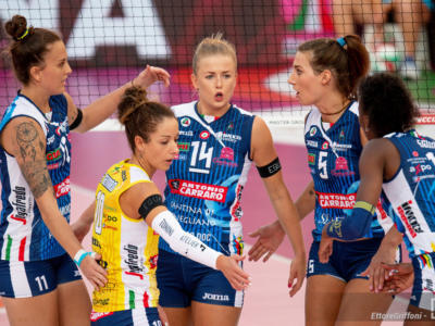 Calendario volley femminile A1 2020-2021: date, programma, tv