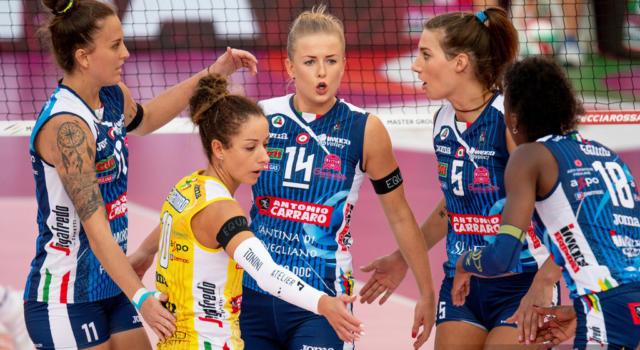 Calendario volley femminile A1 2020-2021: date, programma, tv