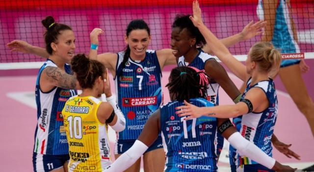 Volley femminile, Serie A1 2020-2021: le rose e tutte le giocatrici delle 13 squadre