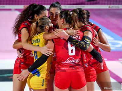 Volley femminile, Supercoppa Italiana 2020: Busto Arsizio batte Novara e vola in Finale. Stasera sfida a Conegliano