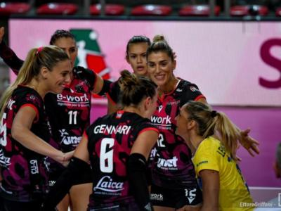 Busto Arsizio-Developres Resovia orario, tv, programma, streaming Champions League volley femminile