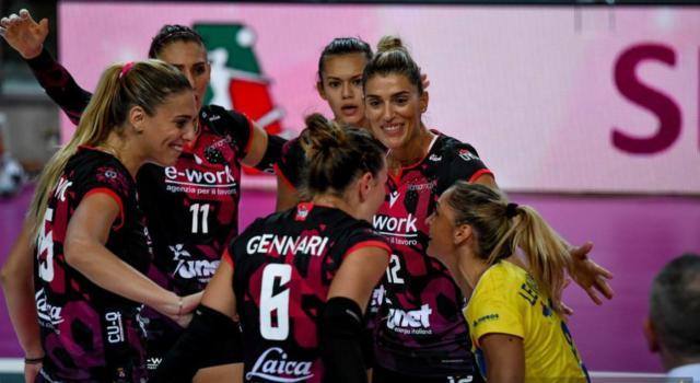 Scandicci-Busto Arsizio oggi: orario, tv, programma, streaming Champions League volley femminile
