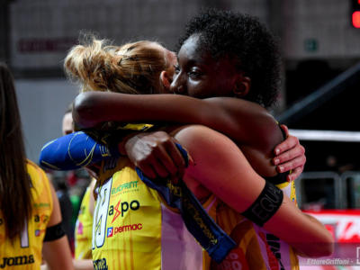 Volley femminile, Serie A1: settima giornata. Conegliano vince, Novara batte Scandicci al tie-break