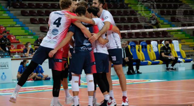 Volley, Coppa Italia 2020-2021: fase a gironi. Monza e Milano ai quarti, lotta nel Gruppo B