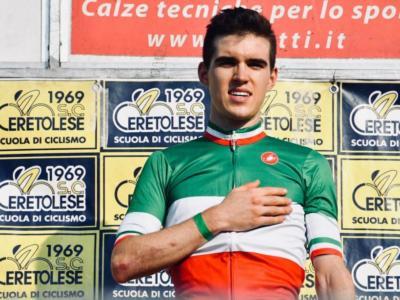 """Ciclismo, Giovanni Aleotti: """"Stimolante trovare Sagan alla Bora-hansgrohe. Il primo anno dovrò fare esperienza"""""""